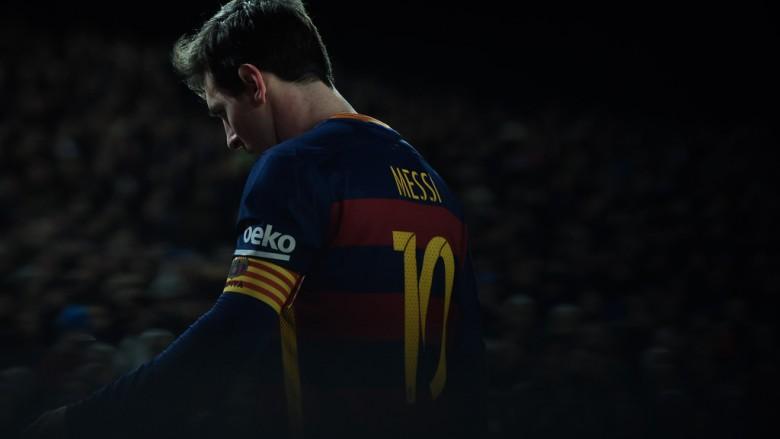 Messi fiton Këpucën e Artë