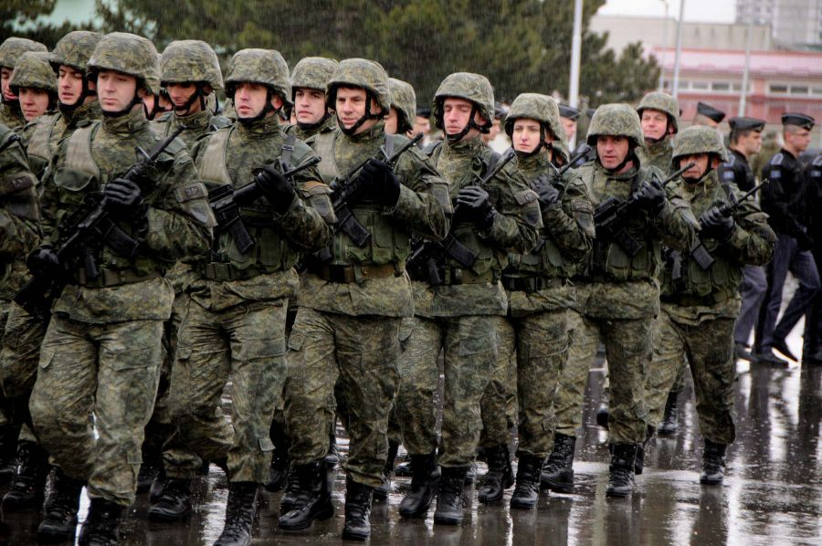 Xhaçka  Ushtria e Kosovës të formohet me ndryshime kushtetuese