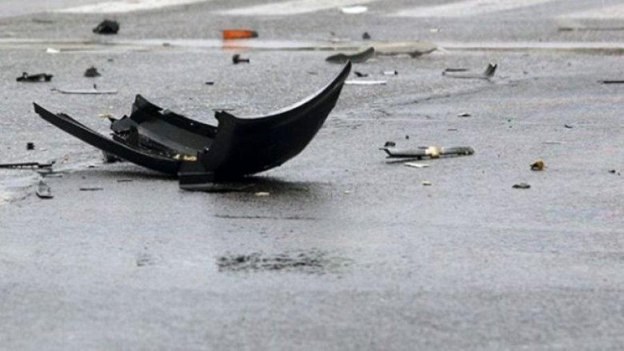 Tetë të lënduar në një aksident në Skenderaj