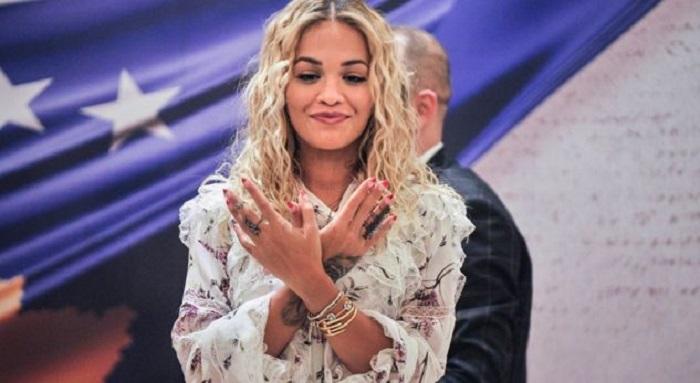 Rita kujton momentin e jashtëzakonshëm në karrierën e saj  i ndodhi në Kosovë
